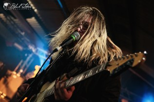 Loathe on stage at UK Tech-Metal Fest 2016 9th July 2016