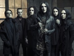 Motionless In White Band Promo 2016