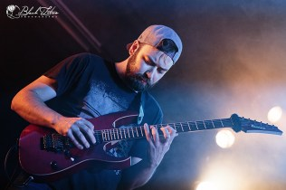Protest The Hero on stage at UK Tech-Metal Fest 2016 9th July 2016