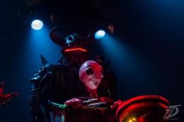 Fran Dignon Photo, Evil Scarecrow, Camden Rocks (4)