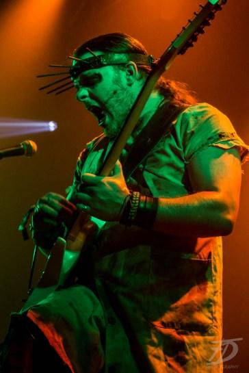 Fran Dignon Photo, Evil Scarecrow, Camden Rocks (6)