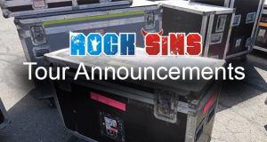 Rock Sins Tour Announcements Graphic