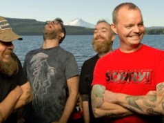Red Fang Band Promo Photo