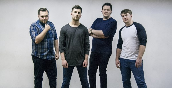 Chisel Beeches 2015 Band Promo Photo
