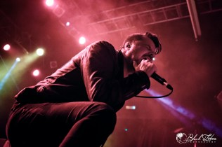 Silverstein on stage for The Rise Up Tour at KOKO London on 30th November 2016