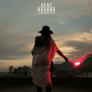 Deaf Havana All These Countless Nights Album Artwork Cover