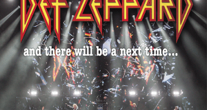 Def Leppard And There Will Be A Next Time Live From Detroit DVD Cover