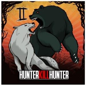 Hunter Kill Hunter - II - Cover
