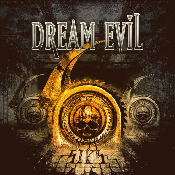 Dream Evil - Six Album Cover