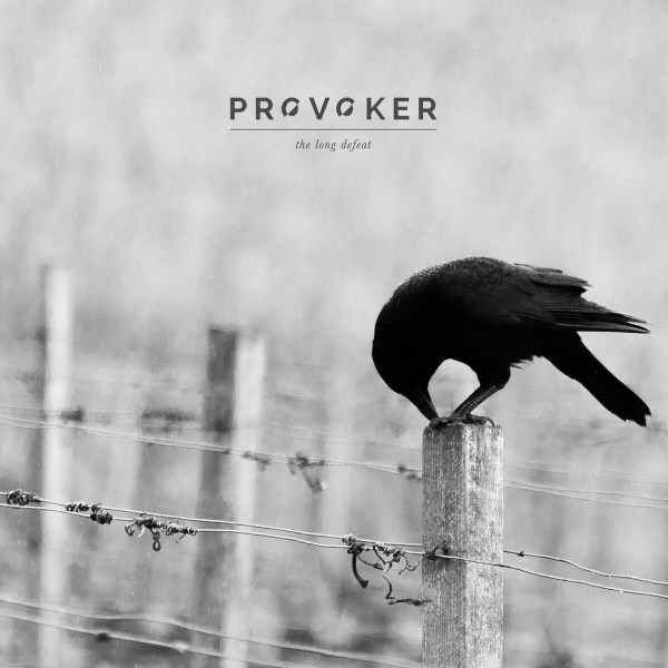 Provoker - The Long Defeat EP Artwork Cover