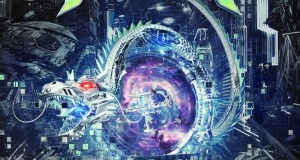 Dragonforce Reaching Into Infinity Album Cover Artwork