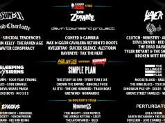 Download Festival 2017 Final Line Up Zippo Stage Header