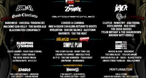 Download Festival 2017 Final Line Up Zippo Stage Header