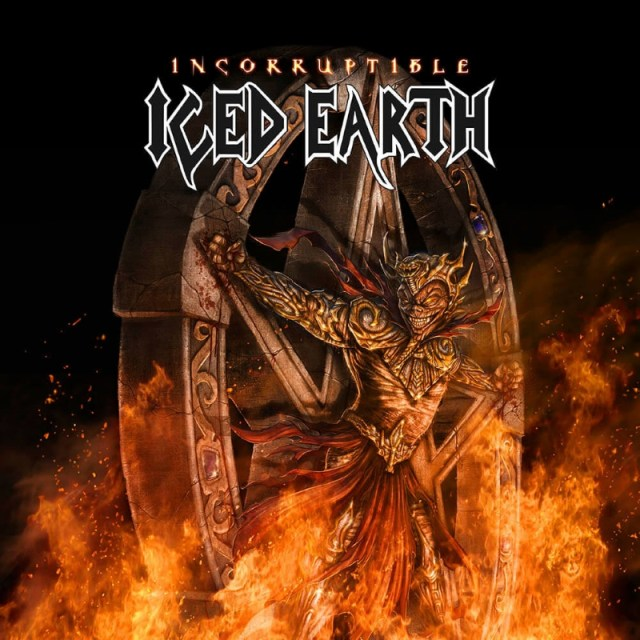 Iced Earth - Incorruptible Album Cover