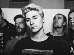 Holding Absence 2017 Band Photo