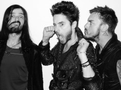 Thirty Seconds To Mars 2017 Promo Photo