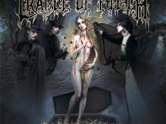 Cradle Of Filth - Cryptoriana - The Seductiveness Of Decay Album Cover