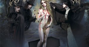 Cradle Of Filth - Cryptoriana - The Seductiveness Of Decay Album Cover