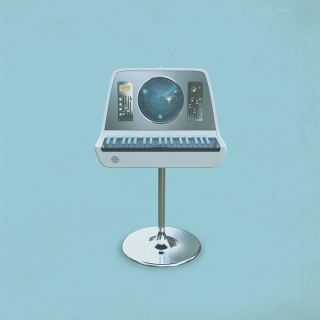 Enter Shikari - The Spark Album Cover Artwork