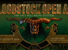 Bloodstock Open Air 2018 Festival Header