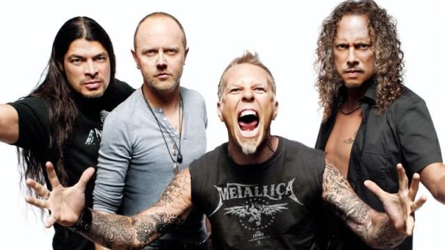 Metallica Band Photo 2