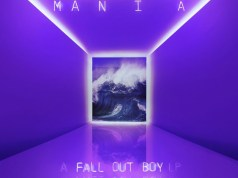 Fall Out Boy Mania Album Cover Artwork