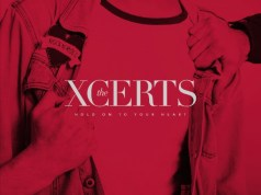 The Xcerts - Hold On To Your Heart Album Cover Artwork