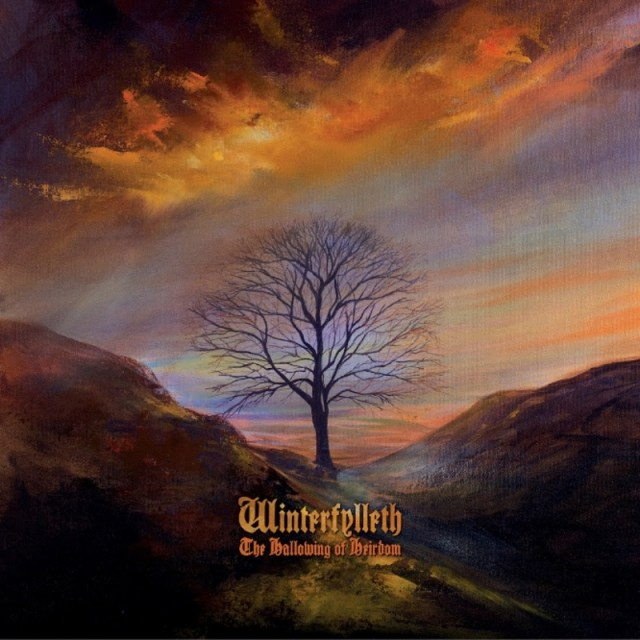 Winterfylleth The Hallowing of Heirdom album cover