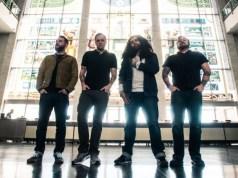 Coheed and Cambria 2018 Band Photo