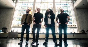 Coheed and Cambria 2018 Band Photo