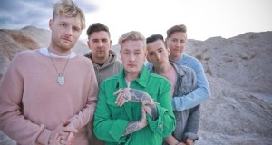 Deaf Havana 2018 Band Promo Photo
