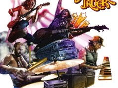 Monster Truck - True Rockers Album Artwork