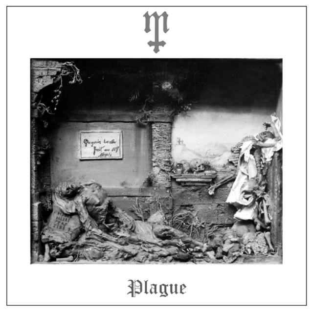 Mastiff Plague Album Cover Artwork