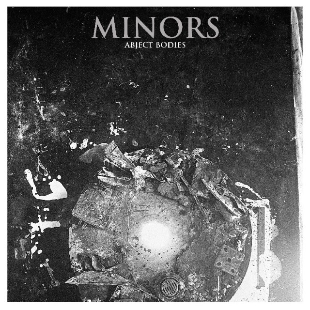 Minors - Abject Bodies Album Cover Artwork