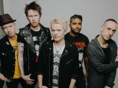 Sum 41 Band Promo Photo 2019