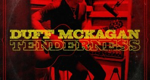 Duff McKagan Tenderness Album Cover Artwork