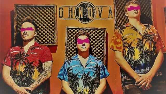 OHNOVA Band Promo Photo 2019