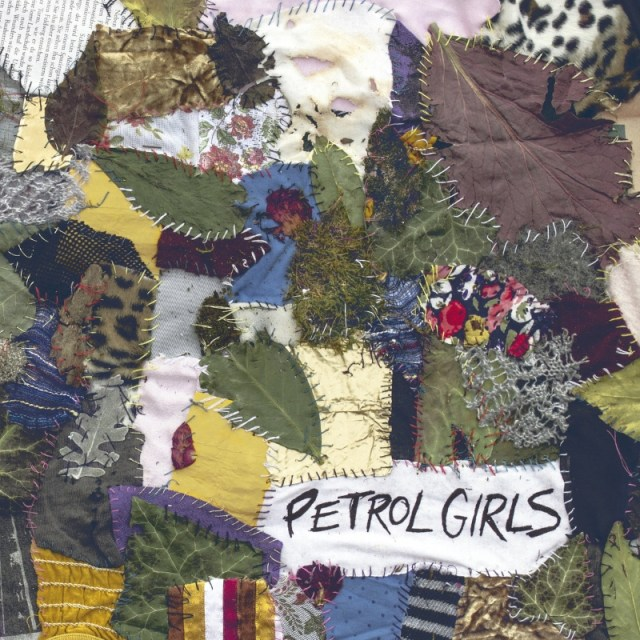 Petrol Girls - Cut and Stitch Album Cover