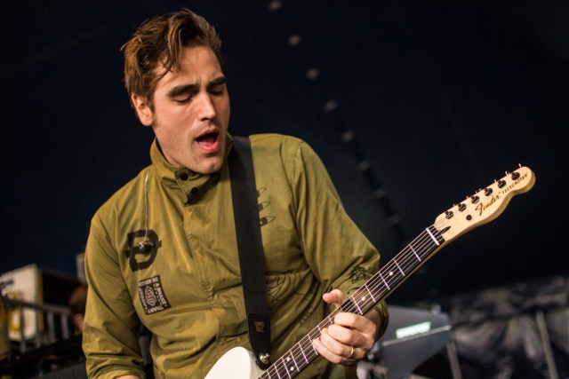 Busted at Slam Dunk Festival North 2019