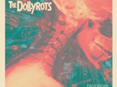 The Dollyrots Daydream Explosion Album Cover Artwork