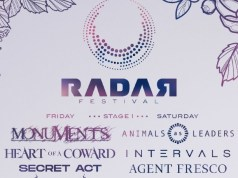 Radar Festival Line Up Poster 2019 Header Image