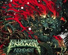 Killswitch Engage - Atonement Album Cover