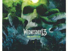 Wednesday 13 - Necrophaze - Artwork