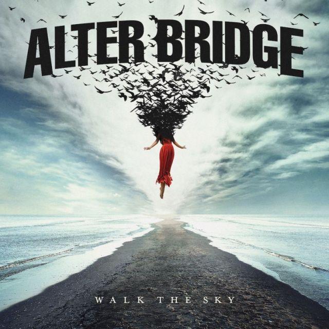 Alter Bridge - Walk The Sky Album Cover