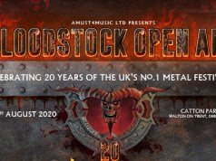 Bloodstock Open Air Festival 2020 Header