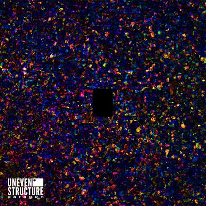Uneven Structure - Paragon Album Cover