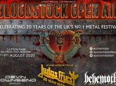 Bloodstock Open Air Festival 2020 End of Feb Line Up Header Image