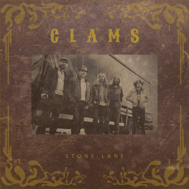 Clams - Stone Lane Album Cover Artwork