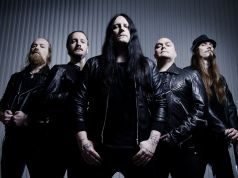 Katatonia Band Promo Photo 2020 - Ester Segarra