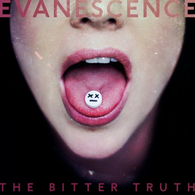 Evanescence - The Bitter Truth Album Cover